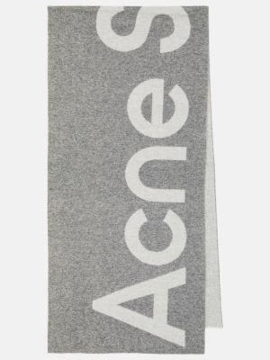 Шерстяной шарф Acne Studios