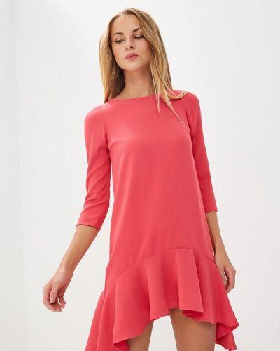 Розовое платье весеннее River Island