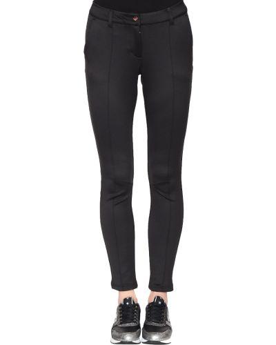 Спортивные брюки черные Ea7 Emporio Armani