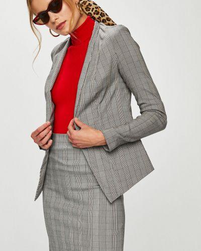 Пиджак серый с подкладкой Answear