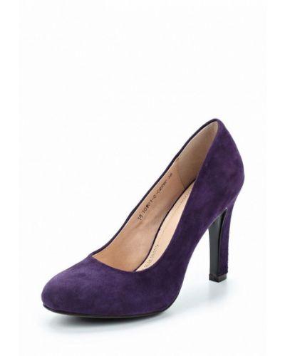 Фиолетовые туфли Valley