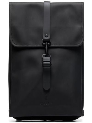Рюкзак с карманами - черный Rains