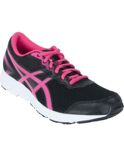 Кроссовки для бега кожаные Asics