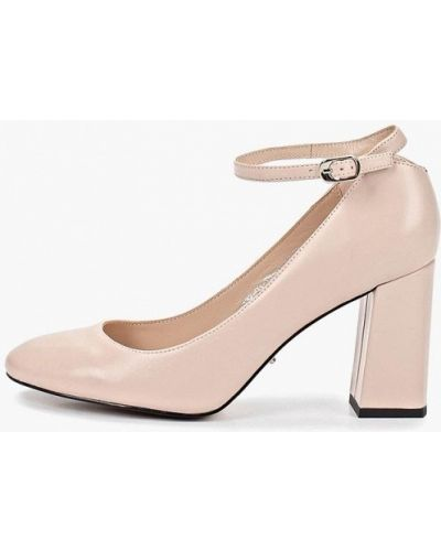 Кожаные туфли с застежкой на лодыжке Calipso