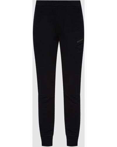 Черные спортивные брюки Prada