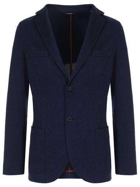 Пиджак на пуговицах с лацканами с воротником с карманами Loro Piana