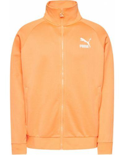 Pomarańczowa bluza Puma