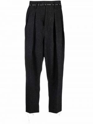 Spodnie z nylonu Doublet