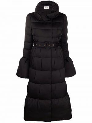 Czarny płaszcz puchowy Dvf Diane Von Furstenberg