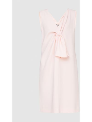 Платье миди - розовое Lanvin
