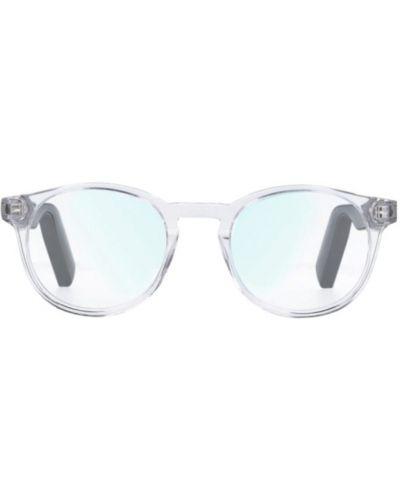 Białe okulary Igreen