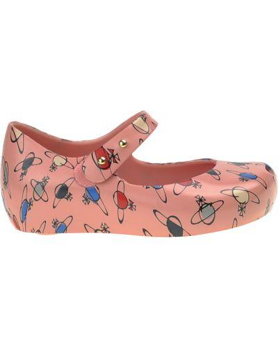 Туфли розовый Melissa