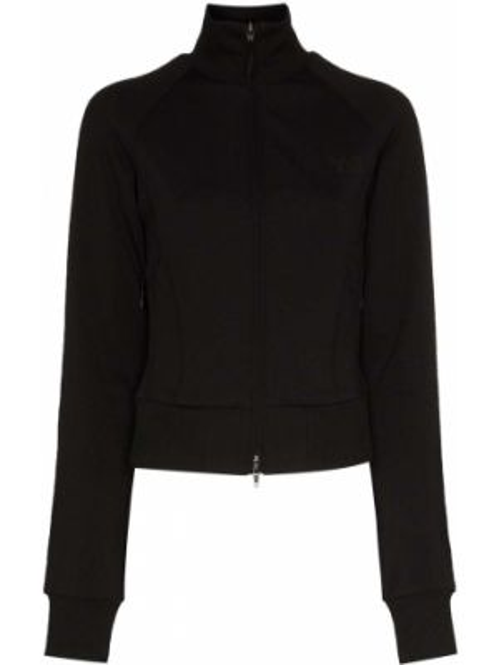 Черная спортивная куртка на молнии Y-3