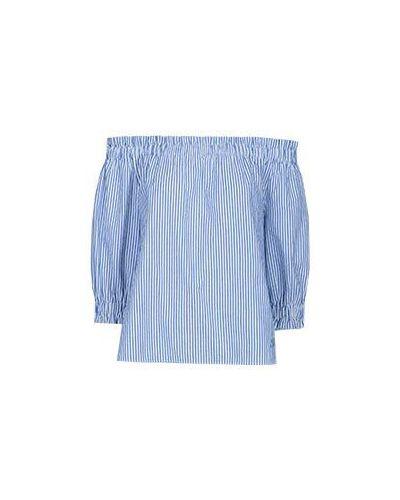 Блузка хлопковая Emporio Armani