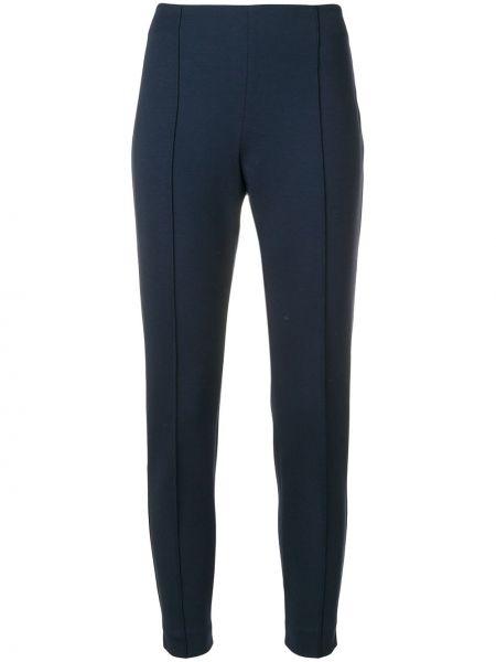 Укороченные брюки - синие Le Tricot Perugia
