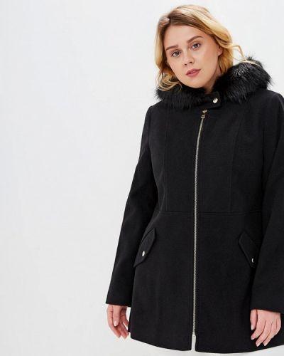 Пальто - черное Evans