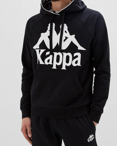 Толстовка черная Kappa