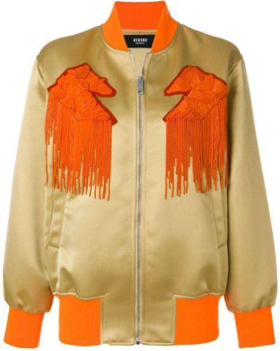 Куртка с бахромой Versus