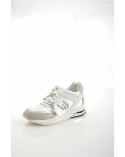 Кроссовки белый летние Liu Jo