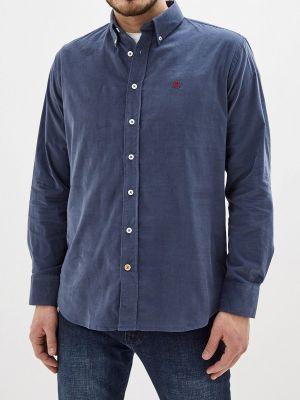 """Рубашка с длинным рукавом синий """"el Caballo"""" Sevilla 1892"""