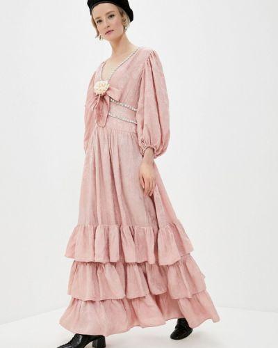 Розовое вечернее платье Sister Jane