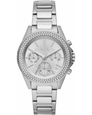 Zegarek srebrny Armani Exchange