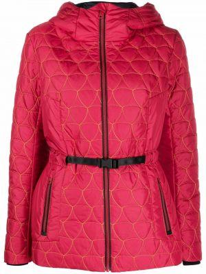 Стеганая куртка - красная Rossignol