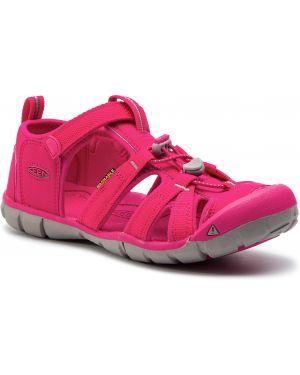 Sandały różowy Keen