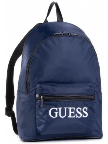 Plecak granatowy Guess