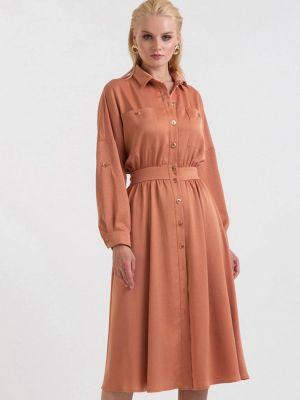 Платье платье-рубашка Lova