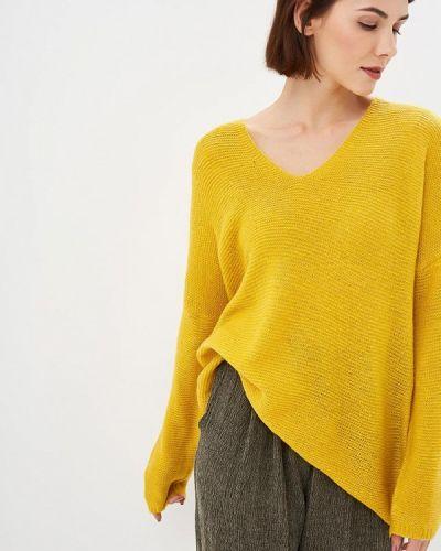 Пуловер желтый Art Love