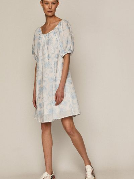 Льняное платье Medicine