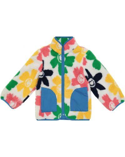 Флисовая куртка Stella Mccartney Kids