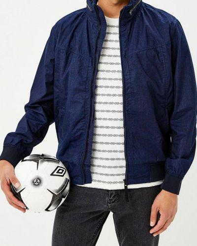 Синяя куртка Celio