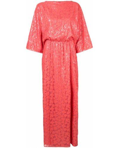Платье мини с вышивкой макси Rami Al Ali