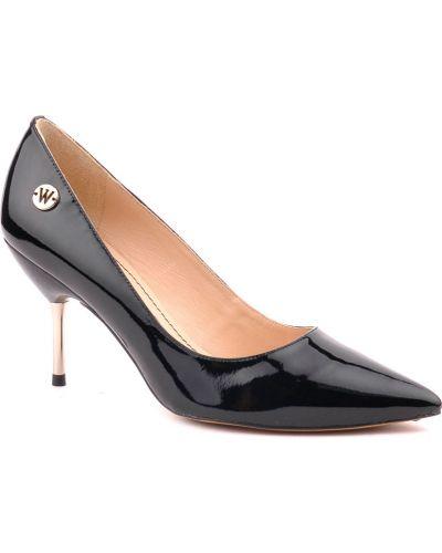 Черные туфли Werner