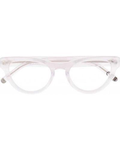 Białe okulary Retrosuperfuture