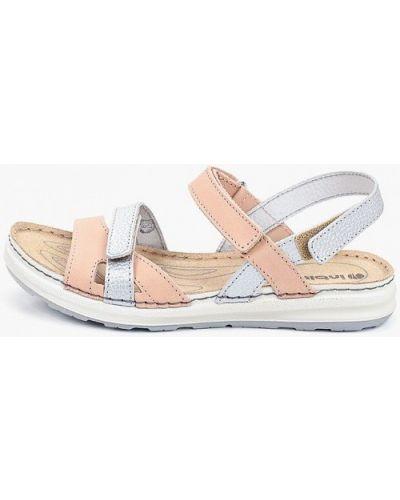 Кожаные сандалии Inblu