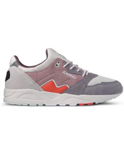 Szare sneakersy Karhu