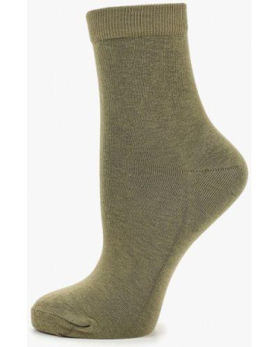 Носки зеленый свободного кроя Befree