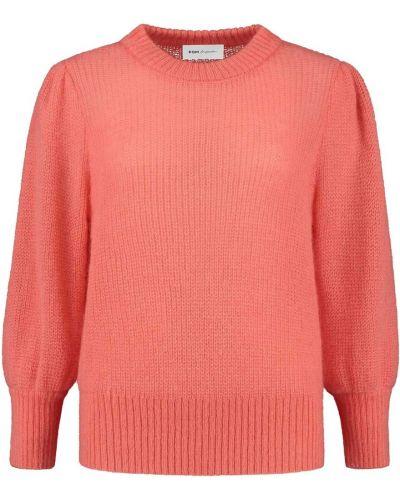 Sweter wełniany - czerwony Pom Amsterdam