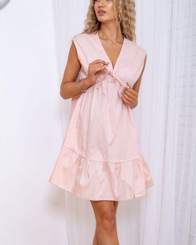 Платье - розовое Kamomile