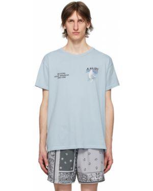 Koszula krótkie z krótkim rękawem karmazynowy fioletowy Amiri