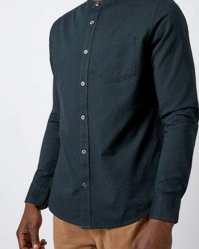 Рубашка - синяя Burton Menswear London