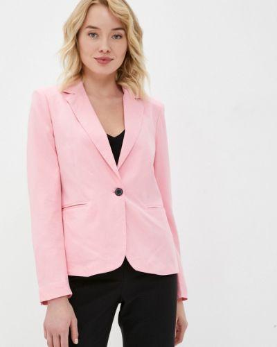 Розовый пиджак Macleria