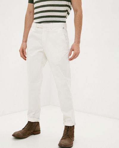 Зауженные брюки - белые Windsor