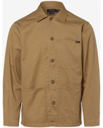 Beżowa koszula Polo Ralph Lauren