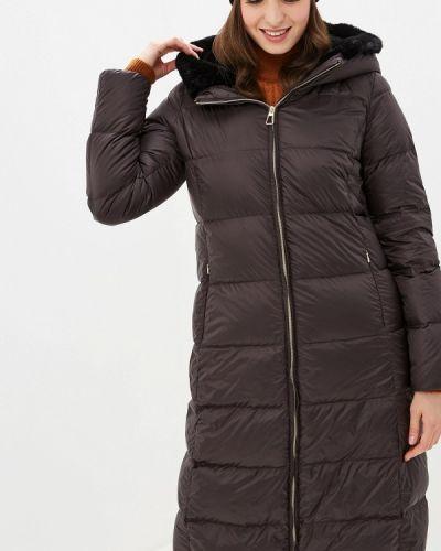 Зимняя куртка осенняя красная Geox
