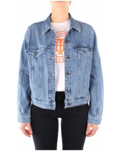 Kurtka jeansowa Tommy Hilfiger