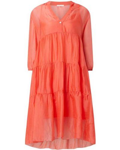 Sukienka rozkloszowana z wiskozy z dekoltem w serek Freebird